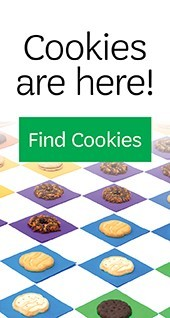 Cookies are here! Find cookies now >>>