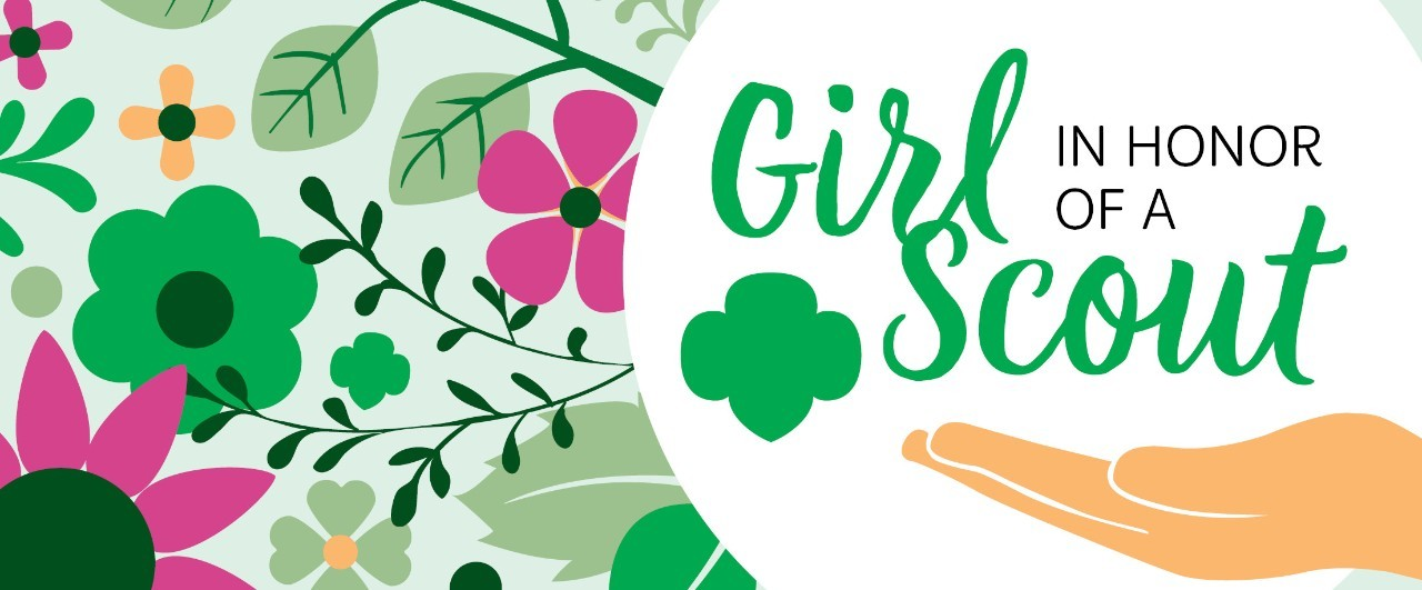Give in Honor of a Girl Scout